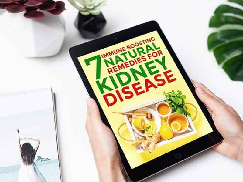 7 immune boosting natural remedies for kidney disease