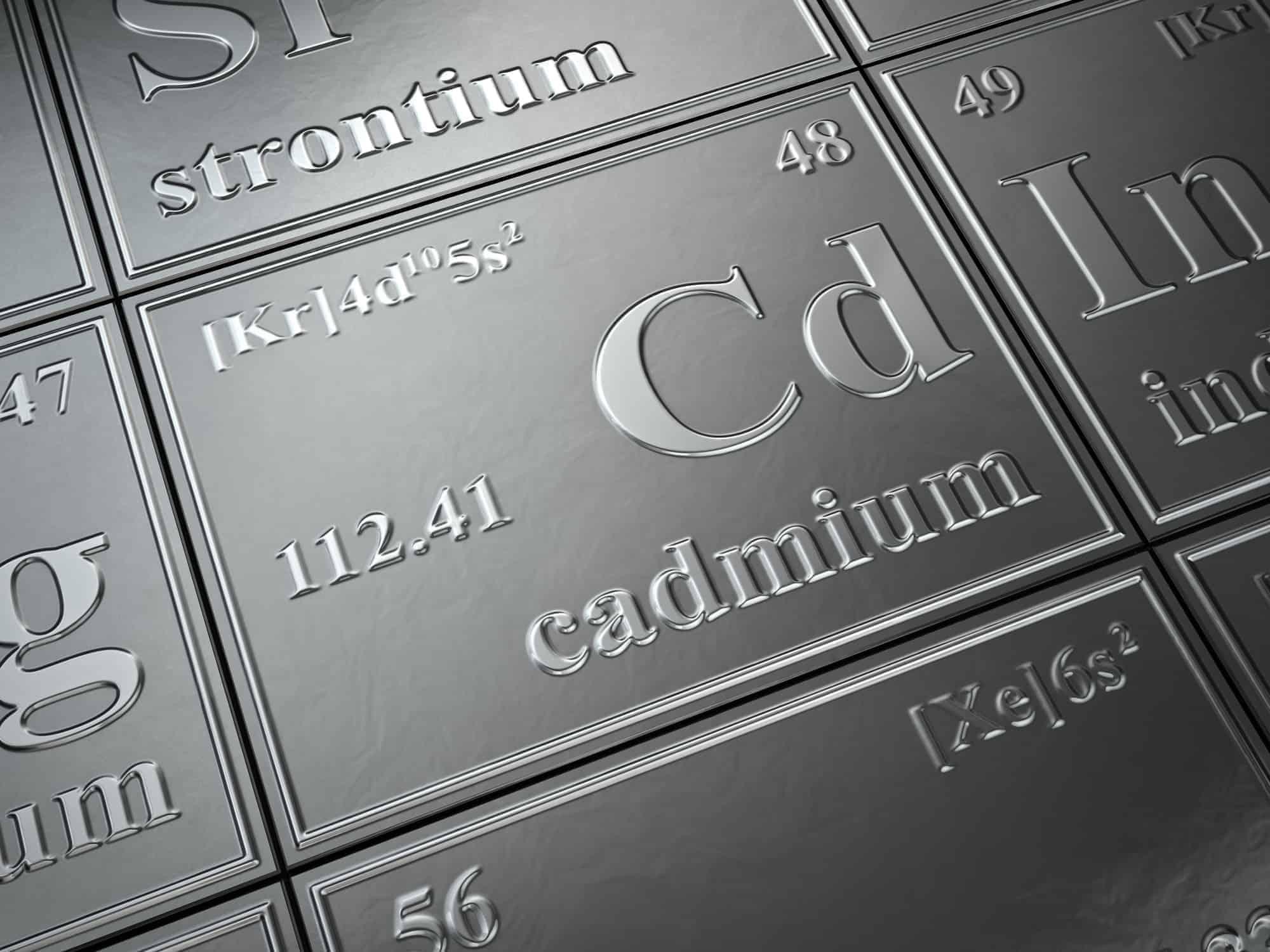 effects fo cadmium on the kidneys, cadmium toxicity, cadmium CKD, cadmium renal failure, symptoms of cadmium toxicity