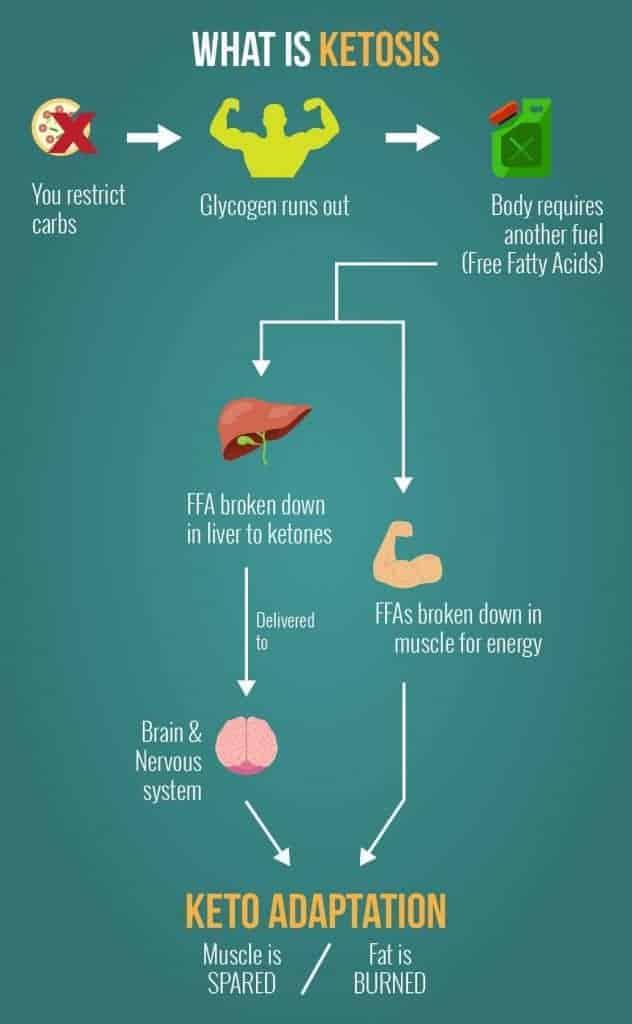 Ketosis and Kidney Disease