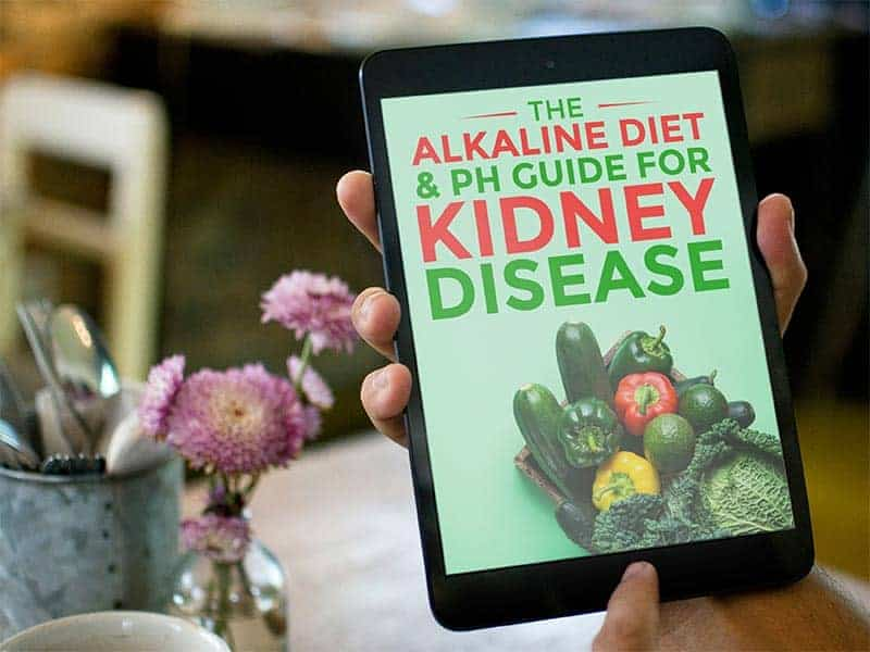 Alkaline Diet & PH Guide for Kidney Disease