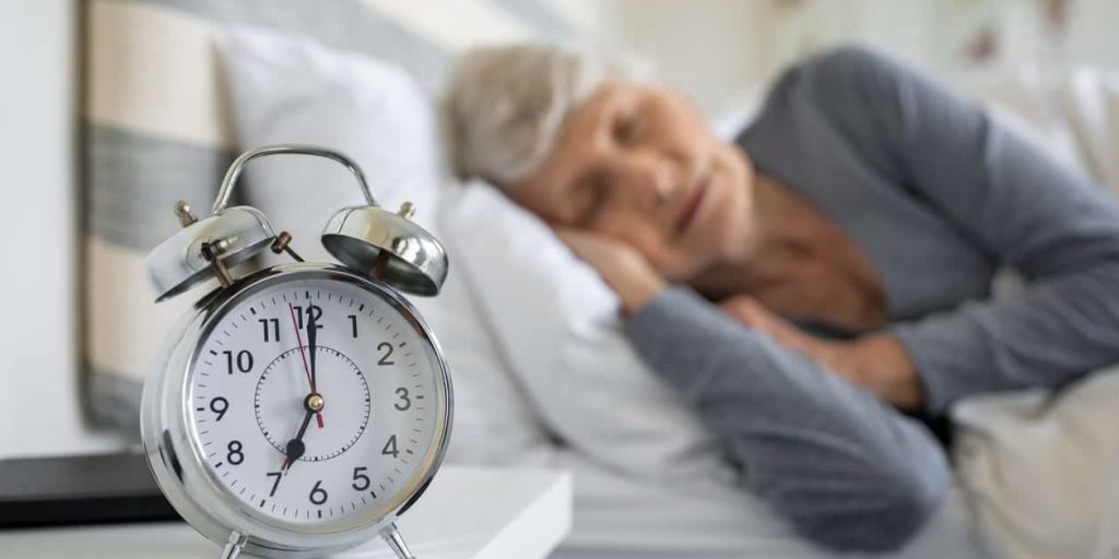 Sleep and healthy kidney function