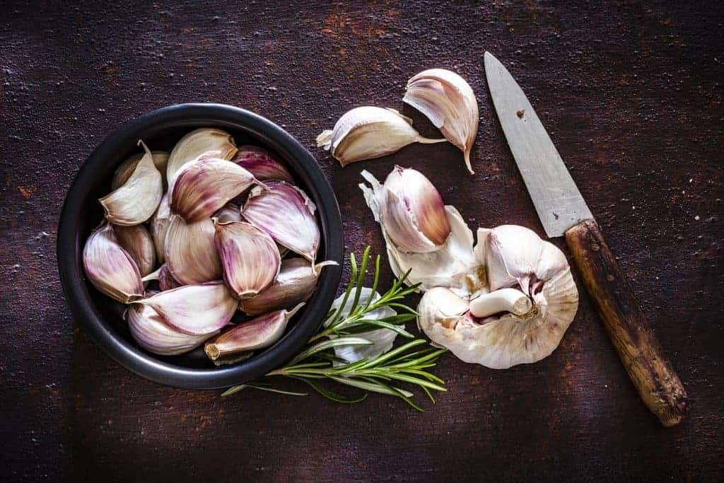 garlic and kidney disease