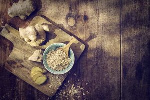 ginger in kidney disease, benefits of ginger in KCD