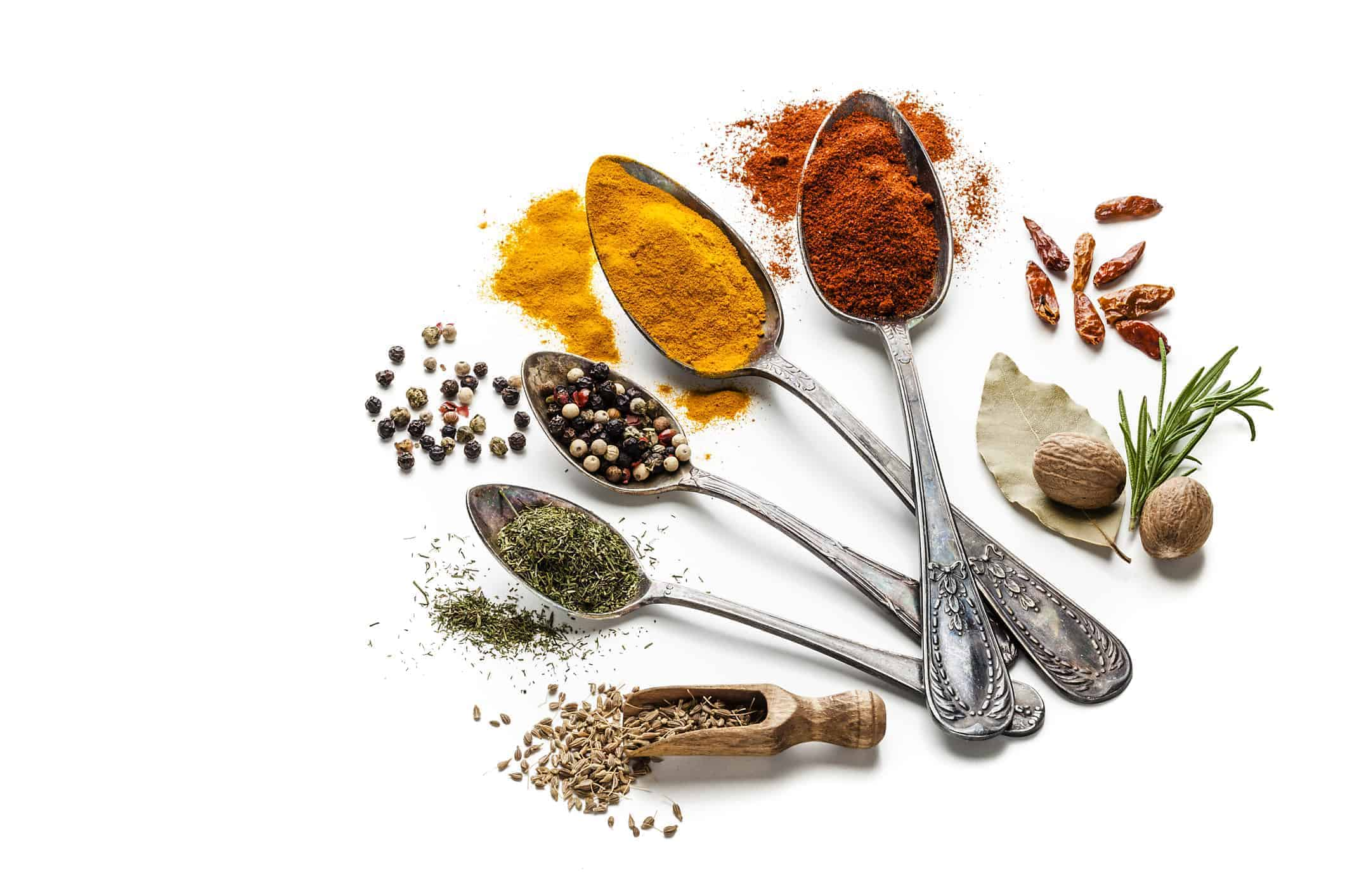 health benefits of spices for Kidney Disease